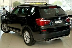 2011 BMW X3 Black Automatic Wagon Dandenong Greater Dandenong Preview