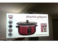 Electric Slow Cooker Morphy Richards (used only twice)