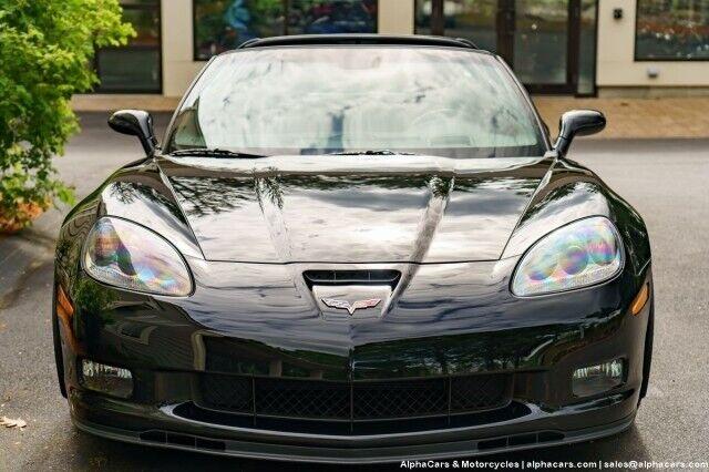 2010 Black Chevrolet Corvette Grand Sport 3LT | C6 Corvette Photo 3