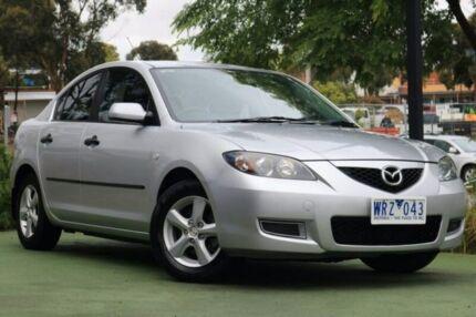2008 Mazda 3 BK10F2 MY08 Neo Sport Silver 4 Speed Sports Automatic Sedan