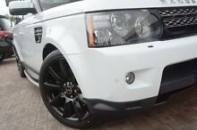 2012 Land Rover Range Rover Sport L320 12MY SDV6 CommandShift Luxury Fuji White 6 Speed Sports Autom Osborne Park Stirling Area Preview