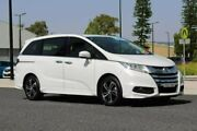 2015 Honda Odyssey RC MY15 VTi-L White Continuous Variable Wagon Port Macquarie Port Macquarie City Preview
