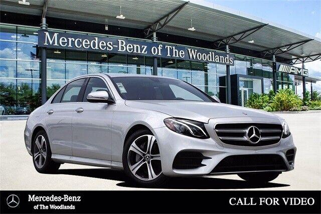 Image 1 Voiture Européenne d'occasion Mercedes-Benz E-Class 2020