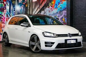 2015 Volkswagen Golf VII MY15 R DSG 4MOTION White 6 Speed Sports Automatic Dual Clutch Hatchback Northbridge Perth City Area Preview