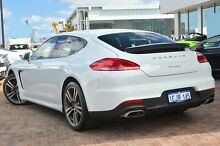 2014 Porsche Panamera 970 MY14 GT Tiptronic White 8 Speed Sports Automatic Sedan Osborne Park Stirling Area Preview