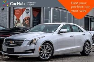 2017 Cadillac ATS Luxury AWD|Leather|Nav|BOSE|Sunroof|R.Start|17