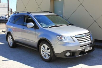 2009 Subaru Tribeca MY08 3.6R Premium (5 Seat) Grey 5 Speed Auto Elec Sportshift Wagon