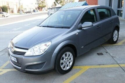 2007 Holden Astra AH MY07.5 CD Grey 4 Speed Automatic Hatchback Cheltenham Kingston Area Preview
