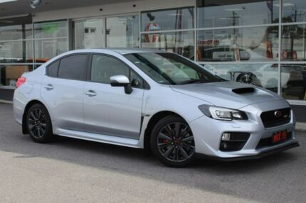 2014 Subaru WRX V1 MY15 AWD Silver 6 Speed Manual Sedan Osborne Park Stirling Area Preview