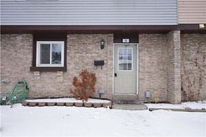 Very Affordable Townhouse For Sale In Brampton!!