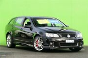 2012 Holden Commodore VE II MY12.5 SS V Sportwagon Z Series Black 6 Speed Manual Wagon Ringwood East Maroondah Area Preview