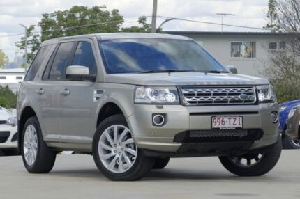 2014 Land Rover Freelander 2 LF MY14 SD4 CommandShift HSE Gold 6 Speed Sports Automatic Wagon