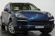 2011 Porsche Cayenne 92A MY12 Tiptronic Carbon Black 8 Speed Sports Automatic Wagon Rozelle Leichhardt Area Preview