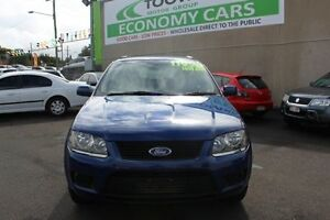 2009 Ford Territory SY Mkii TX Blue 4 Speed Sports Automatic Wagon Toowoomba Toowoomba City Preview