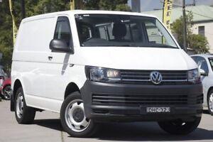 2016 Volkswagen Transporter T6 MY16 TDI400 SWB DSG White 7 Speed Sports Automatic Dual Clutch Van