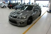 2010 Holden Special Vehicles Clubsport E Series 2 R8 Grey 6 Speed Sports Automatic Sedan Moonah Glenorchy Area Preview