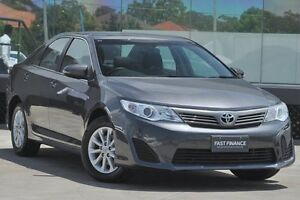 2014 Toyota Camry ASV50R Altise Graphite 6 Speed Automatic Sedan Old Guildford Fairfield Area Preview