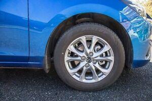 2014 Mazda 2 DJ2HAA MAXX HATCH 5DR SKYACTIV Dynamic Blueblack SEMI AU Port Macquarie Port Macquarie City Preview
