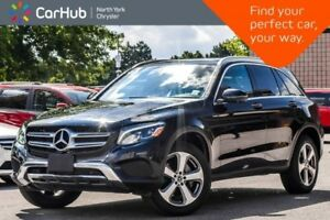 2018 Mercedes-Benz GLC 300 4Matic|Advance Park. Pkg|Pano_Sunroof