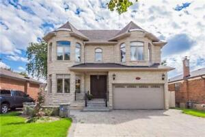 LEASE: Fantastic Custom Home In Crosby Richmond Hill - 4BR + 5WR