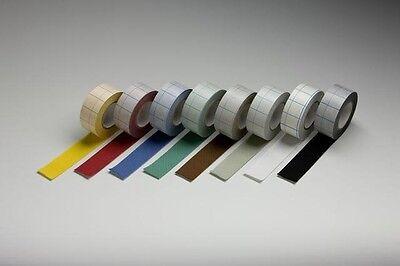 Neschen Fälzelband Fälzelgewebe Filmoplast T  10 m x 30 mm weiss