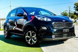 2019 Kia Sportage QL MY19 Si 2WD Black Cherry 6 Speed Sports Automatic Wagon Wangara Wanneroo Area Preview