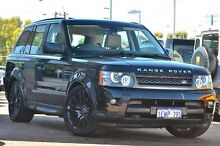 2011 Land Rover Range Rover Sport L320 11MY TDV6 Luxury Black 6 Speed Sports Automatic Wagon Osborne Park Stirling Area Preview
