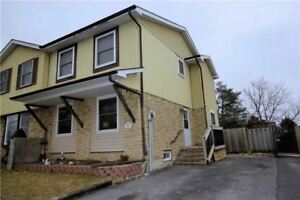 Attn: Investors Or First Time Buyers!! 3 Bdrm Semi In Oshawa