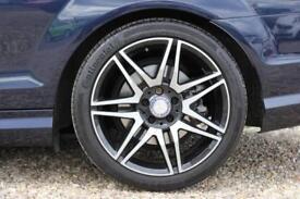 2013 63 MERCEDES-BENZ C CLASS 2.1 C250 CDI BLUEEFFICIENCY AMG SPORT PLUS 2D AUTO