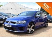 2016 16 VOLKSWAGEN GOLF 2.0 R 5D 298 BHP - RAC DEALER