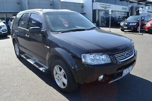 2006 Ford Territory SY Ghia Black Sports Automatic Strathmore Heights Moonee Valley Preview