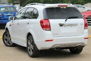 2017 Holden Captiva CG MY18 LTZ AWD White 6 Speed Sports Automatic Wagon East Toowoomba Toowoomba City Preview
