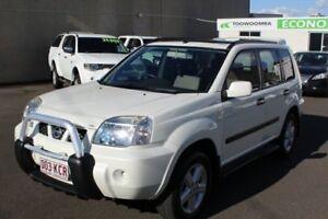 2007 Nissan X-Trail T30 II MY06 ST-S White 4 Speed Automatic Wagon