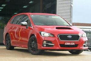 2016 Subaru Levorg MY17 2.0GT-S Pure Red 8 Speed Continuous Variable Wagon Rosebery Inner Sydney Preview