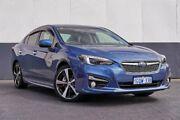 2018 Subaru Impreza G5 MY18 2.0i-S CVT AWD Blue 7 Speed Constant Variable Sedan Maddington Gosnells Area Preview