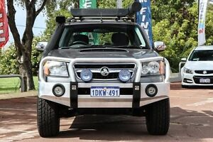 2010 Holden Colorado RC MY11 LT-R Crew Cab Grey 4 Speed Automatic Utility Wilson Canning Area Preview