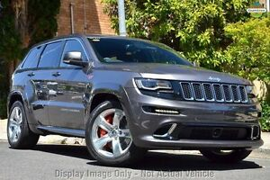 2014 Jeep Grand Cherokee WK MY2014 SRT Grey 8 Speed Sports Automatic Wagon Mount Gravatt Brisbane South East Preview
