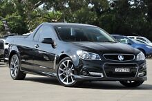 2013 Holden Ute VF SS-V Black 6 Speed Manual Utility Greenacre Bankstown Area Preview