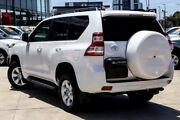 2013 Toyota Landcruiser Prado KDJ150R MY14 GXL White 5 Speed Sports Automatic Wagon Liverpool Liverpool Area Preview