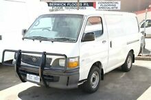 2004 Toyota Hiace  As Shown In Picture Manual Van Dandenong Greater Dandenong Preview