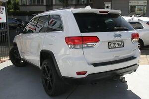 2013 Jeep Grand Cherokee WK MY14 Laredo (4x2) White 8 Speed Automatic Wagon Mosman Mosman Area Preview