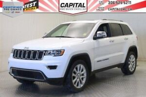 2017 Jeep Grand Cherokee Limited 4WD*Leather*Sunroof*