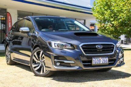 2017 Subaru Levorg V1 MY17 2.0 GT-S CVT AWD Grey 8 Speed Constant Variable Wagon Victoria Park Victoria Park Area Preview