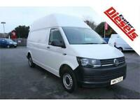 2017 VW TRANSPORTER LWB HIGH ROOF 2.0 TDI S BMT 150PS T28 Panel Van Diesel Manua