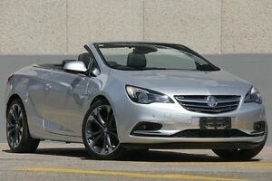 2015 Holden Cascada CJ Nitrate 6 Speed Automatic Convertible Wolli Creek Rockdale Area Preview
