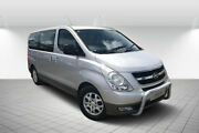 2008 Hyundai iMAX TQ-W Selectronic Silver 5 Speed Sports Automatic Wagon Svensson Heights Bundaberg City Preview