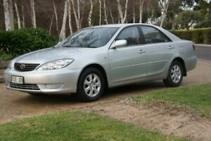 2006 Toyota Camry MCV36R Upgrade Altise Silver Frost 4 Speed Automatic Sedan Blair Athol Port Adelaide Area Preview