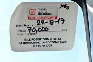 2013 Toyota Hilux KUN16R MY14 SR Double Cab White 5 Speed Manual Utility