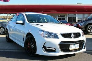 2016 Holden Commodore VF II MY16 SS V Redline White 6 Speed Sports Automatic Sedan Cheltenham Kingston Area Preview
