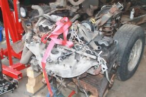 Just For Parts 4.0ltr Jeep TJ Engine.